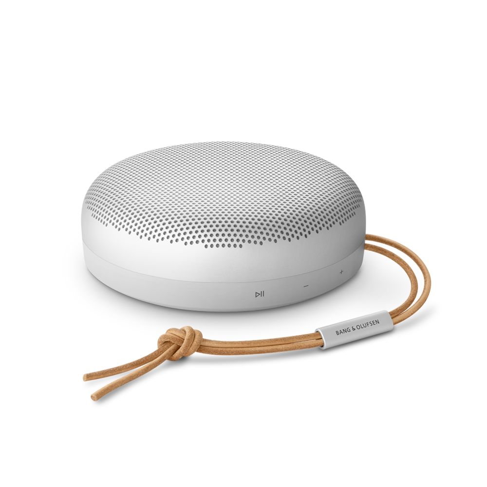 Main image of Beosound A1 Grey Mist speaker
