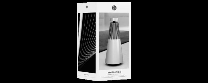 BeoSound 2 højttalere tekn. design