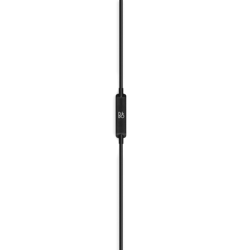 Android Headphone Cable with Remote and Mic Black - Accessories Accessories