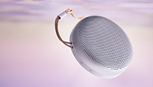 Beosound A1 2nd gen in nordic ice colorway