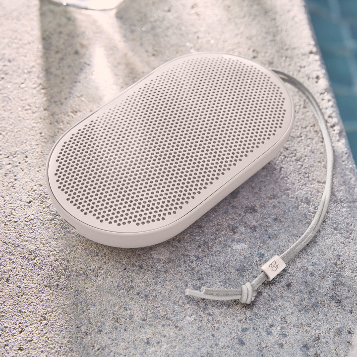 Beoplay P2 speaker leather string