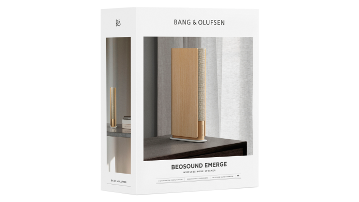 Beosound Emerge Packaging