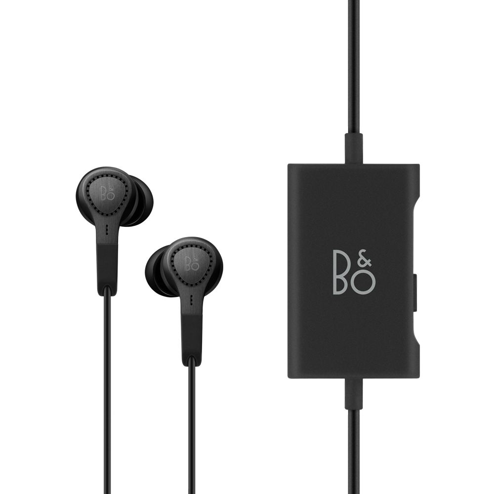 Beoplay E4, Sort 1