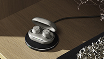 Beoplay Charging pad use to charge your earphones wirelessly