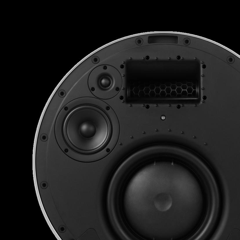 Beosound Edge Speaker Active Bass Port