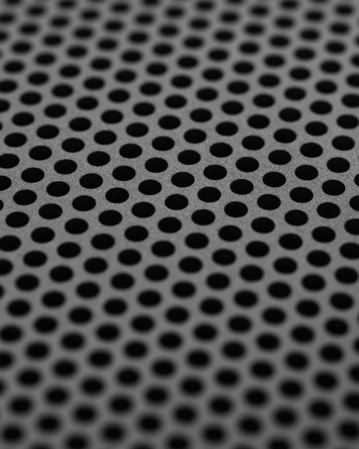 Beoplay P2 speaker alu grill