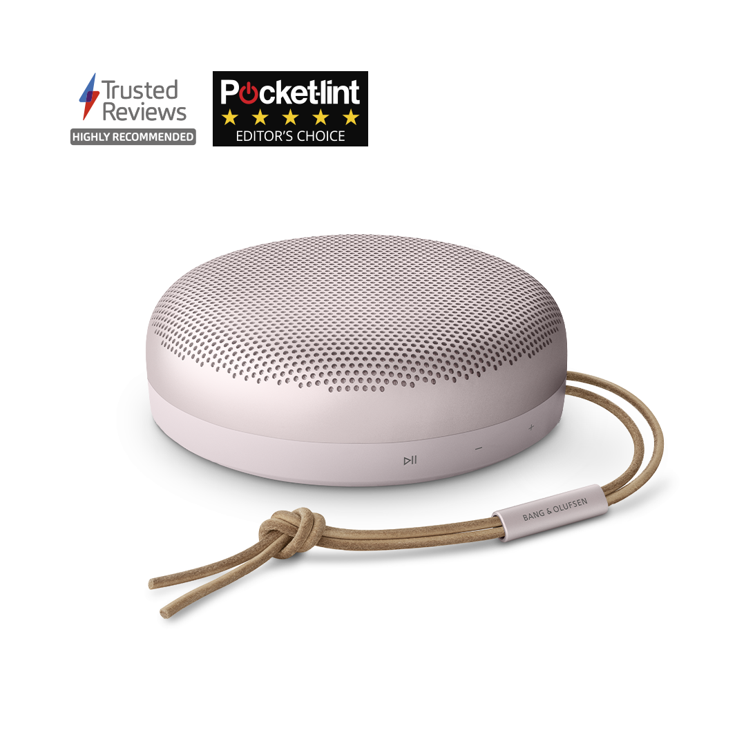 beosound-a1-pink- - Badges trusted reviews