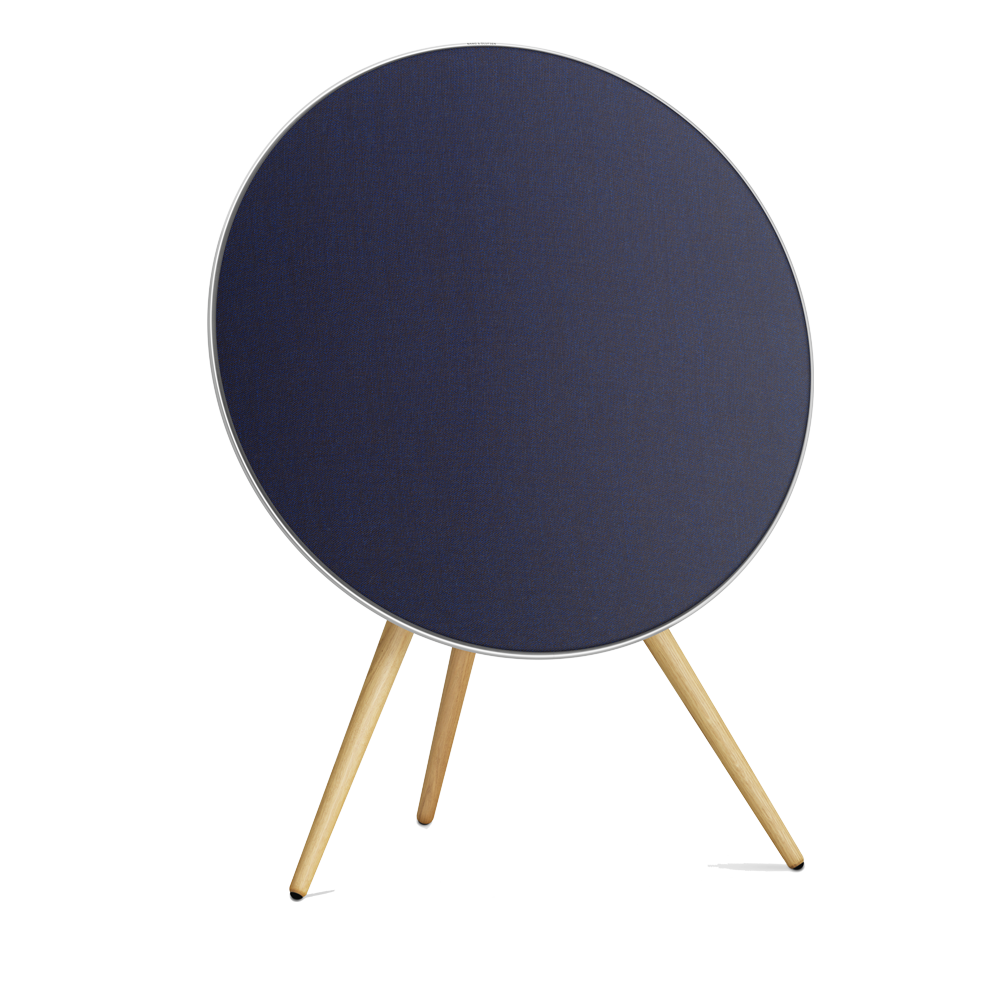 Beoplay A9 cover Navy by Kvadrat