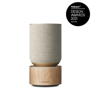 Beosund Balance Natural oak wallpaper design award