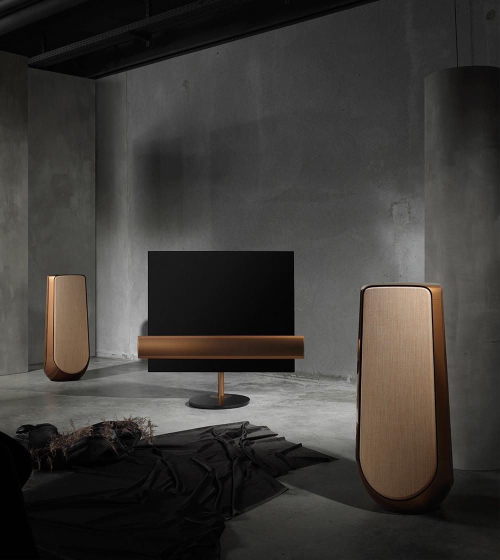 B&O   High Quality Sound Televisions