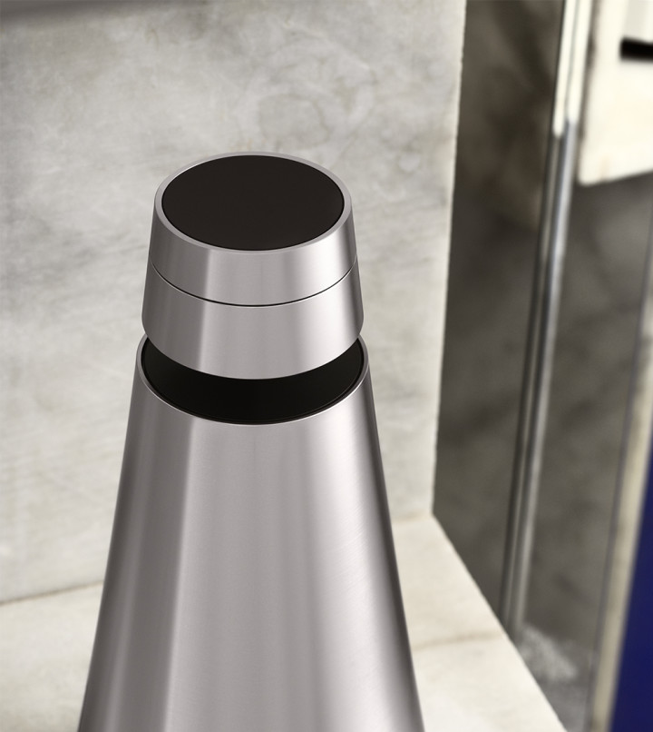 Beosound 1 speakers detail front top