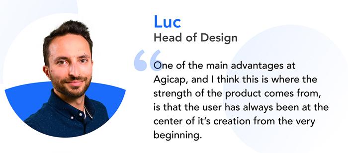 Luc- Head of Design