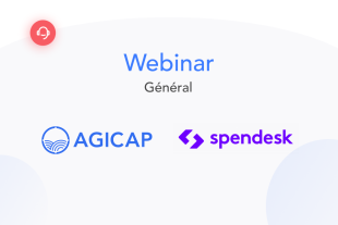 Webinar Spendesk Agicap fonction finance