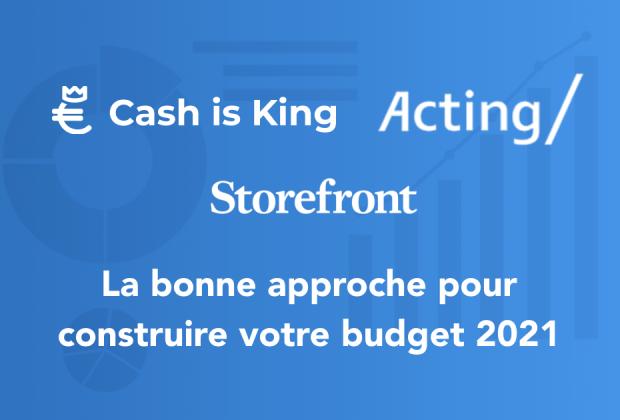 Webinar budget 2021