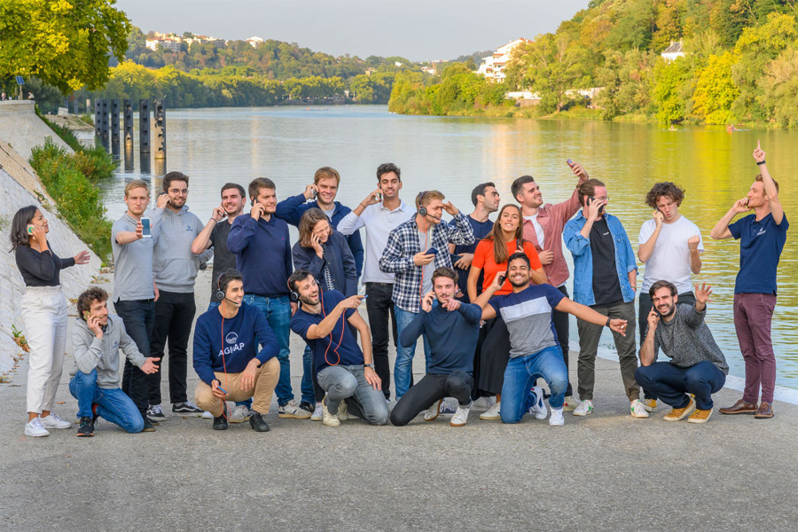 Blog: The Sales Department Group Photo