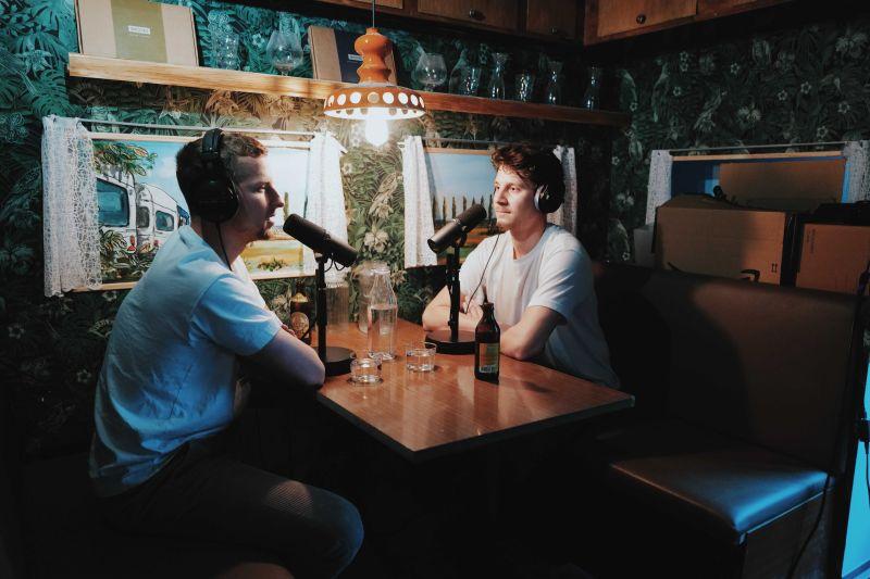 Agicap zu Gast im Snocksulting Podcast-Studio