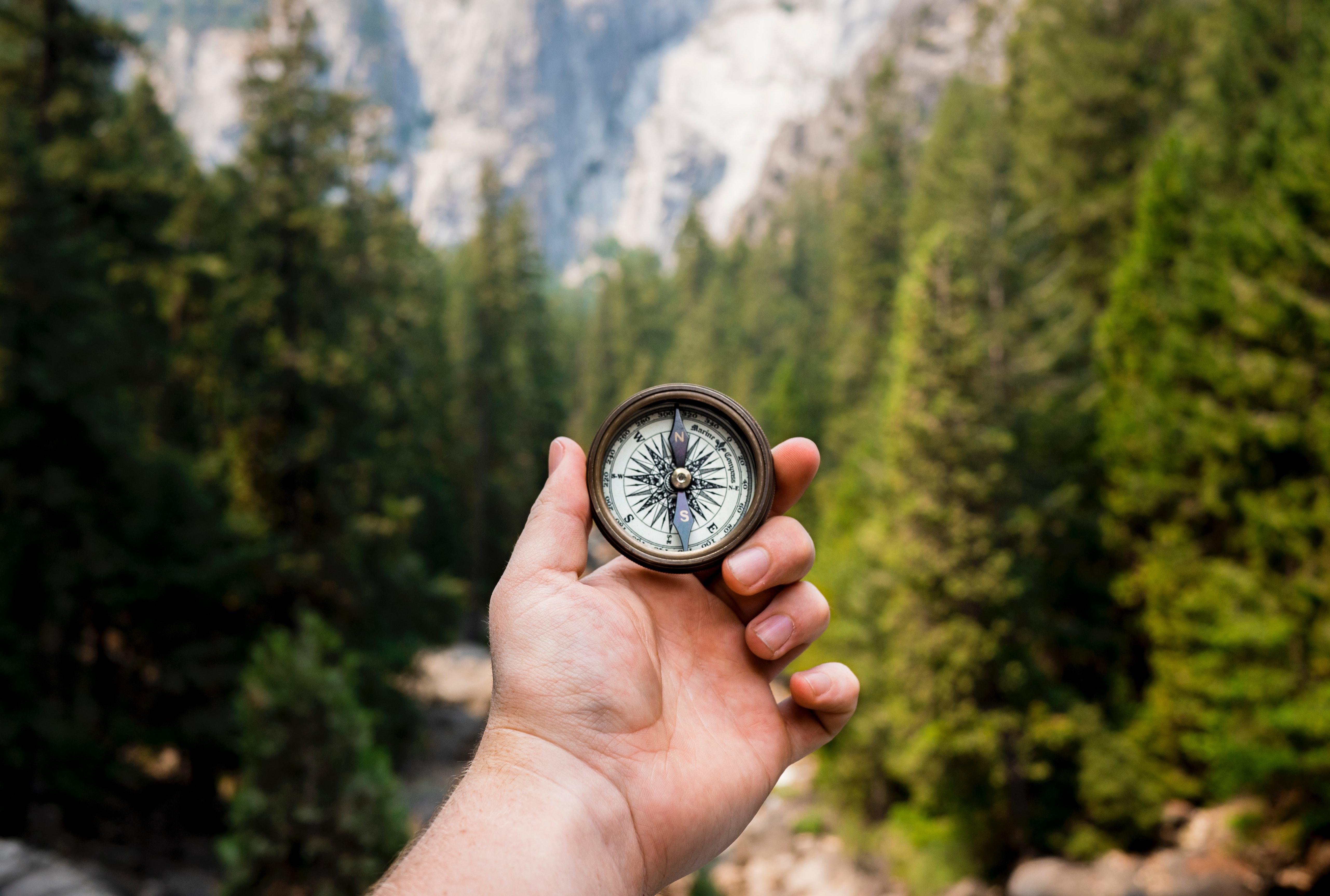 Blog - définir la direction