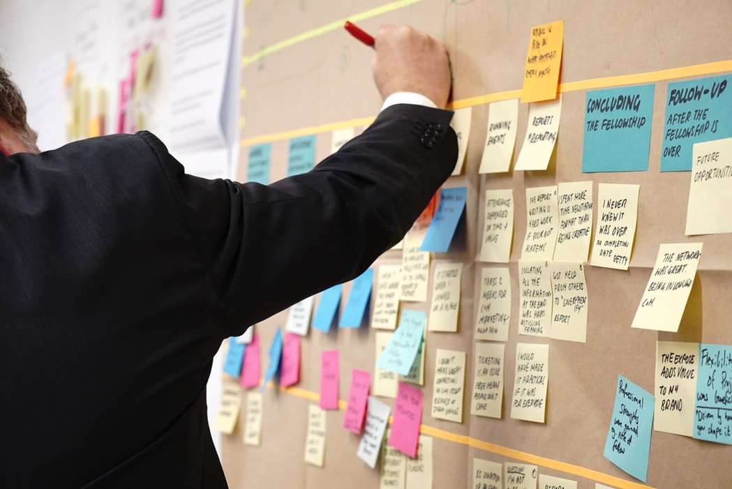 Blog - gestion de planning
