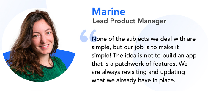 Marine- Lead Product Manager