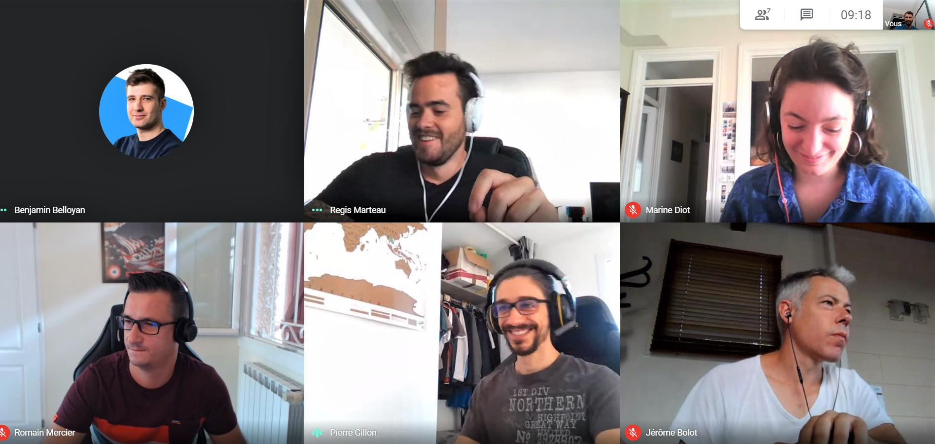 Blog - Culture Produit equipe