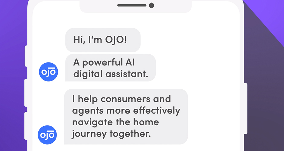 How OJO Works with Consumers and Agents