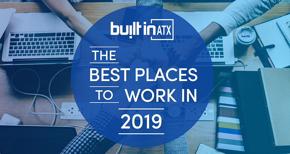 Built In Austin Names OJO Labs among the '2019 Best Companies to Work For'