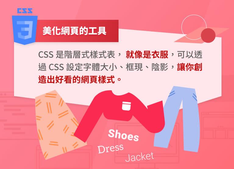 女力班-課程內頁 - 讓 CSS 來美化你的網頁吧