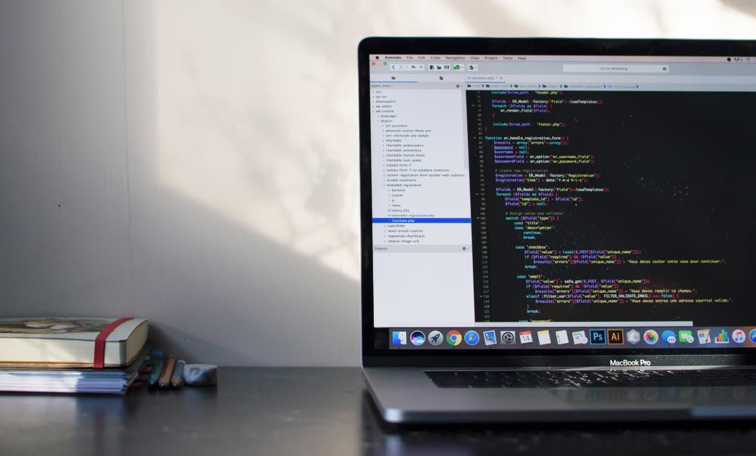 網站開發新手必知 - 什麼是 HTML / CSS / JavaScript ?