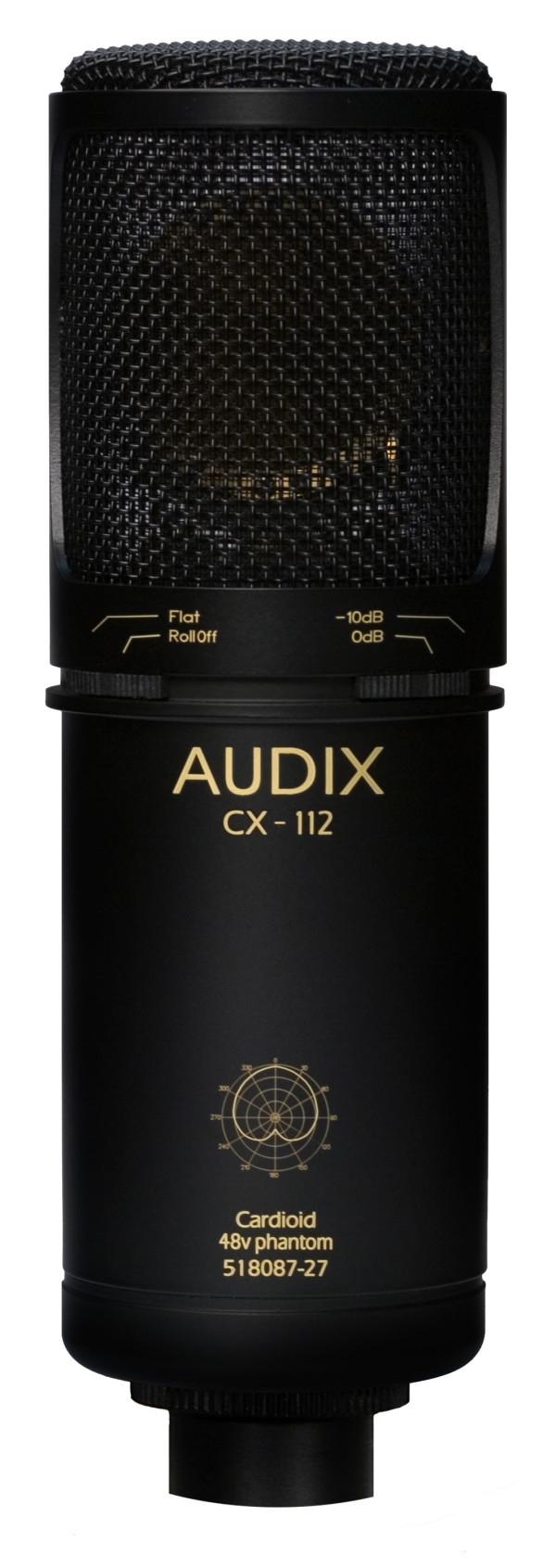 Audix CX-112 condensor microfoon