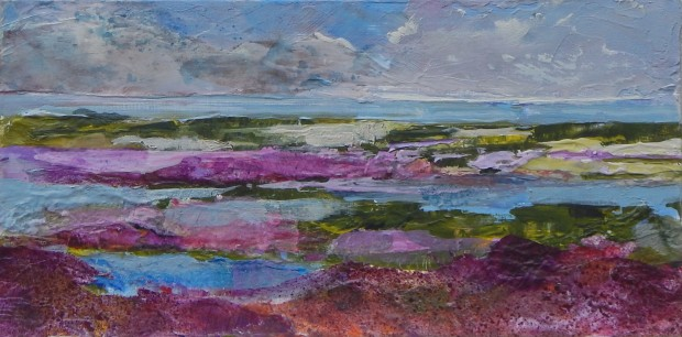Tracey Ross 'A Season of Sea Lavender'