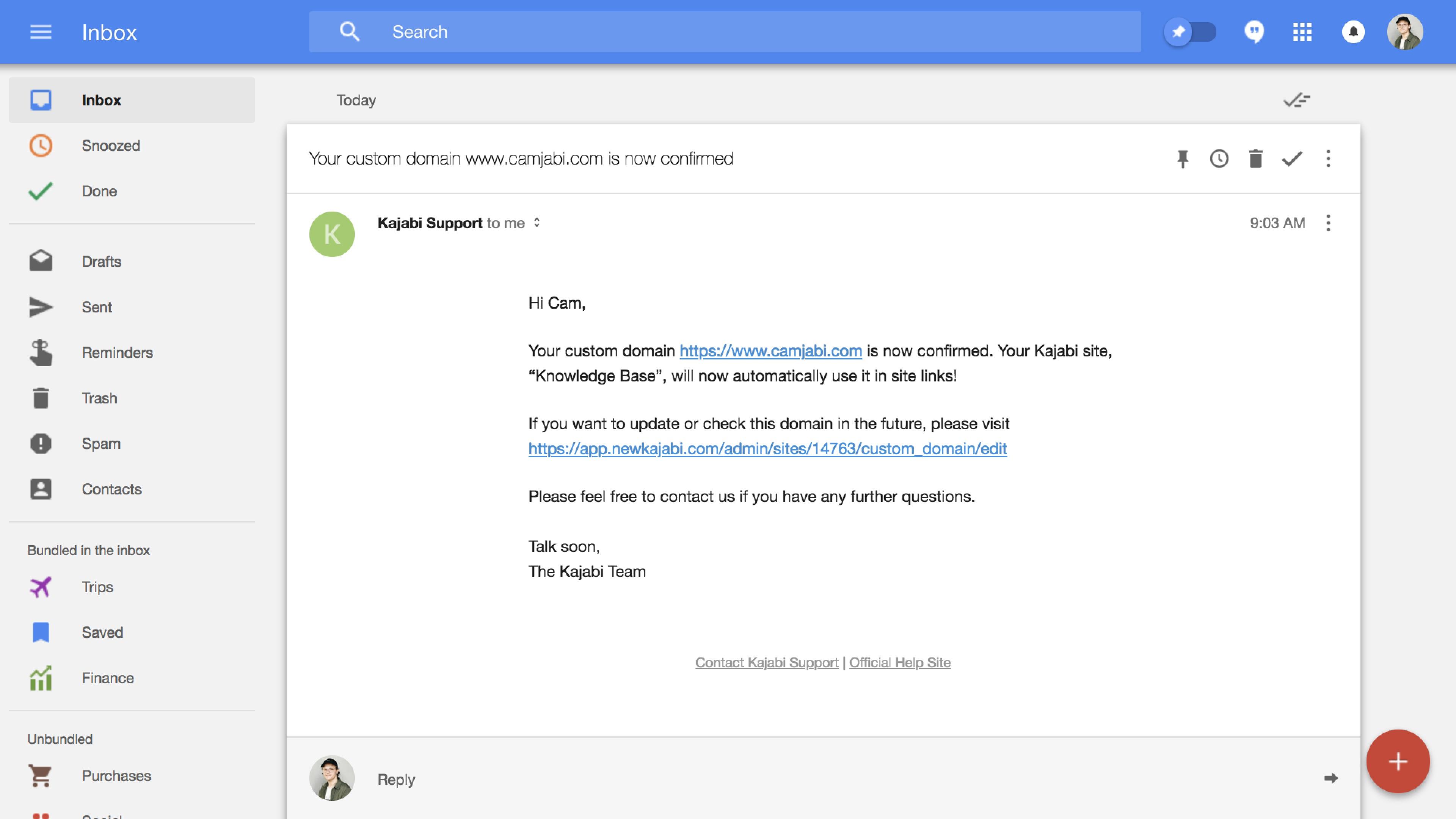 Inbox – cameron kajabi com