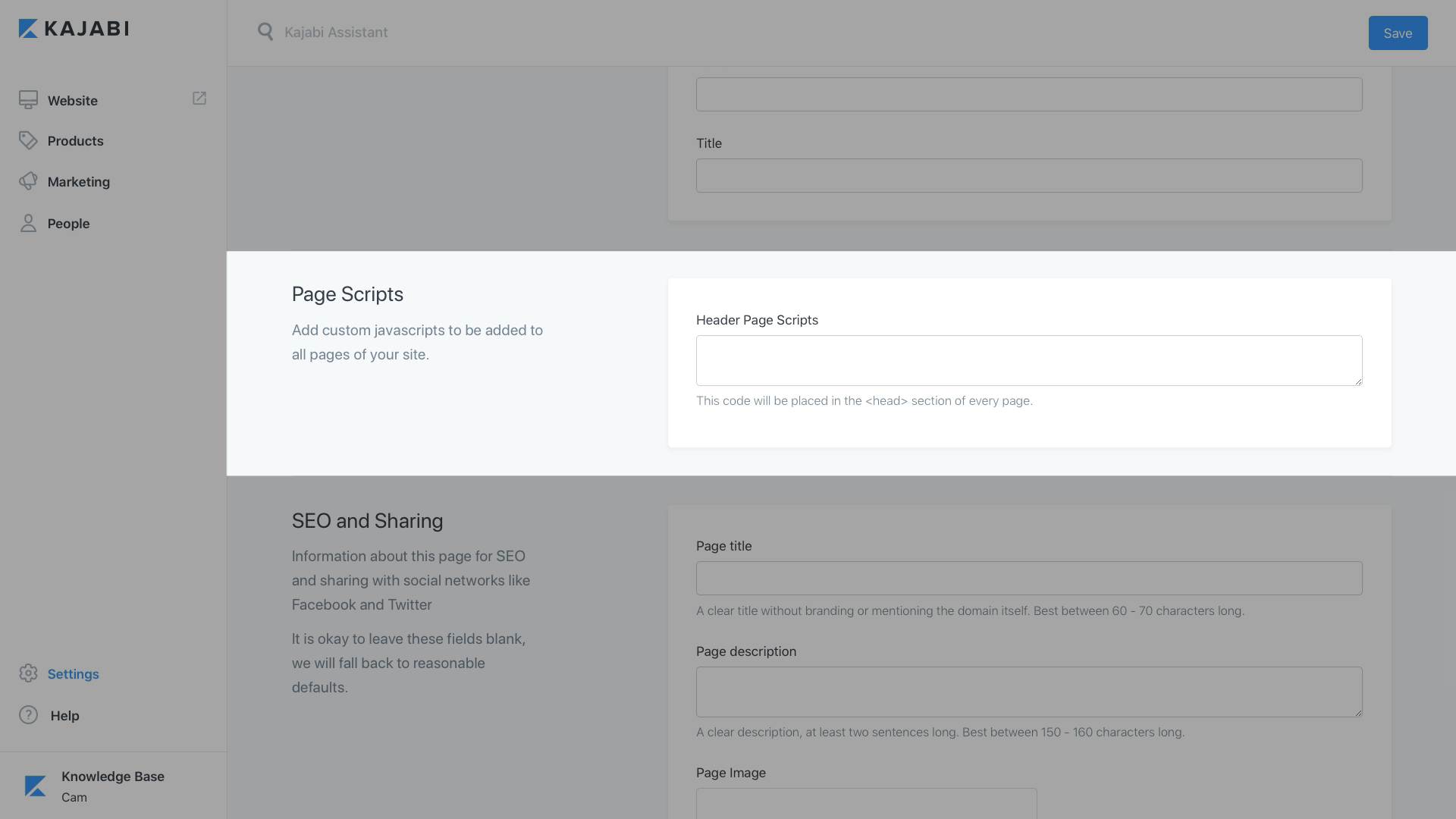 How to customize site brand settings
