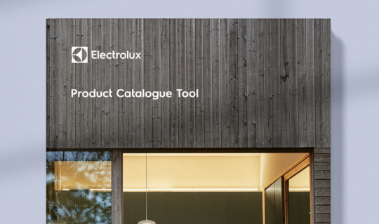 Cover of Electrolux PCT app
