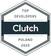 Making Waves among Clutch's Top Developers Poland 2020