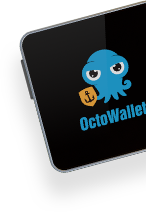 OctoWallet device