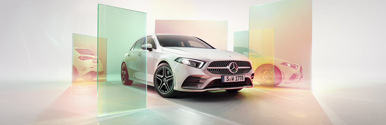 Get an extra £500 off select A-Class, B-Class, CLA and GLA models with code JAN500