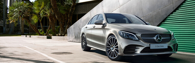 Get 2 Years' Free Servicing with Approved Used C-Class Saloons