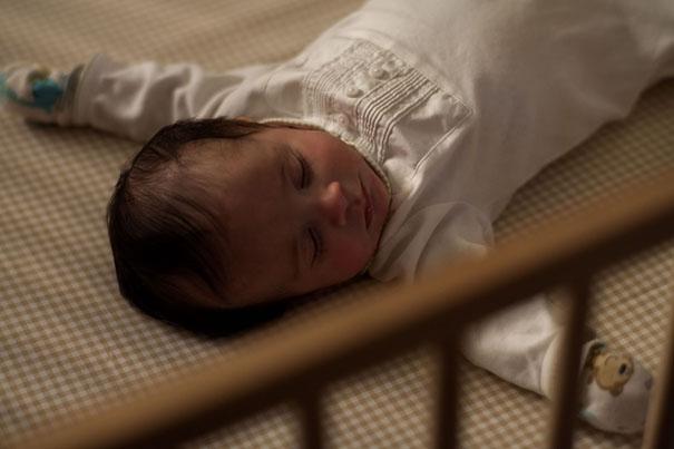 hội chứng SIDS đột tử khi ngủ