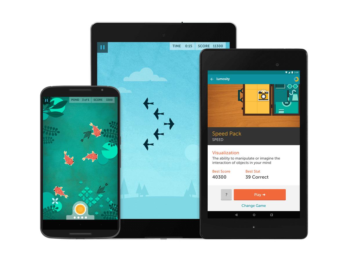 Best app for training your brain.