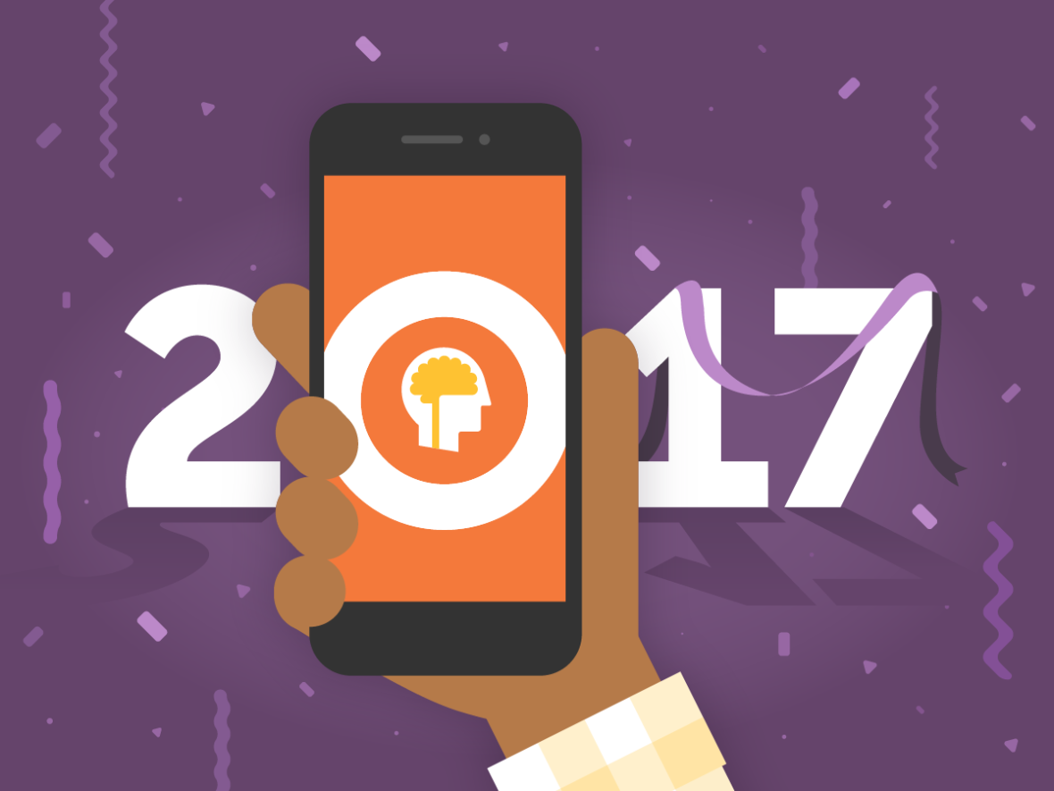Lumosity's UX Director on How to Keep Your New Year's Resolutions