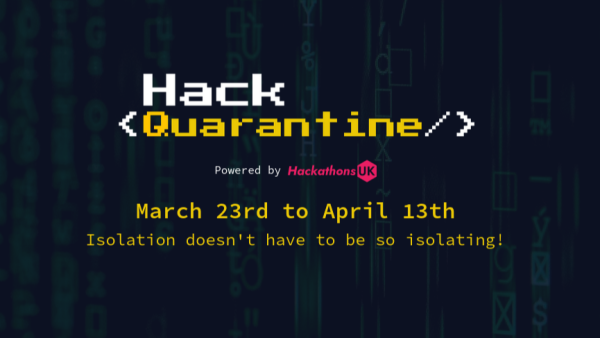 Hack Quarantine banner