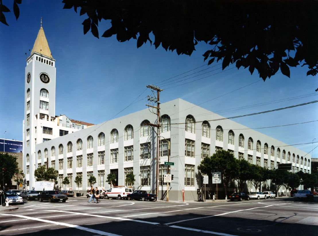 Photo of the outside of The Starr Conspiracy's San Francisco office building.