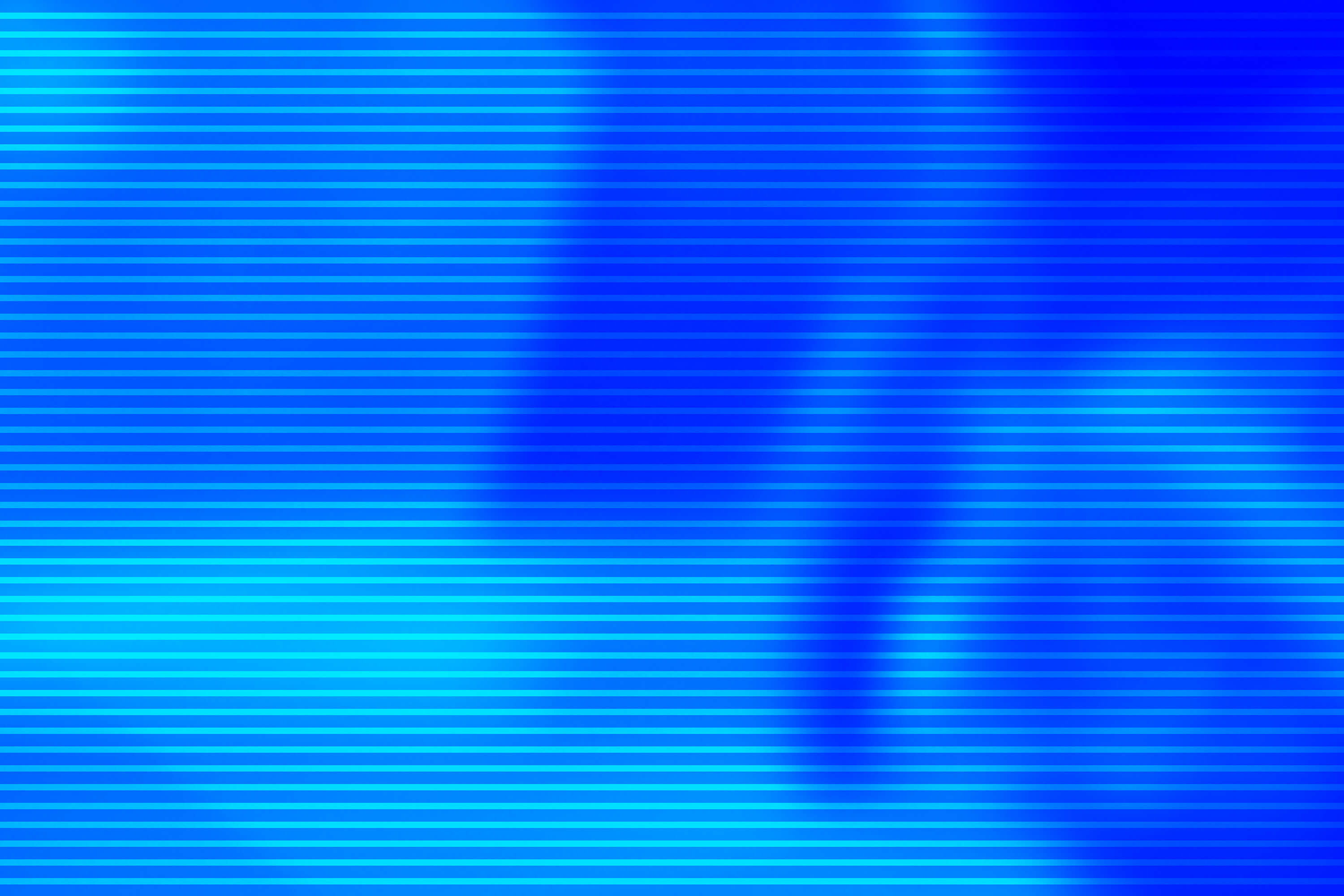 A blue colour field shows slight abstract contours.