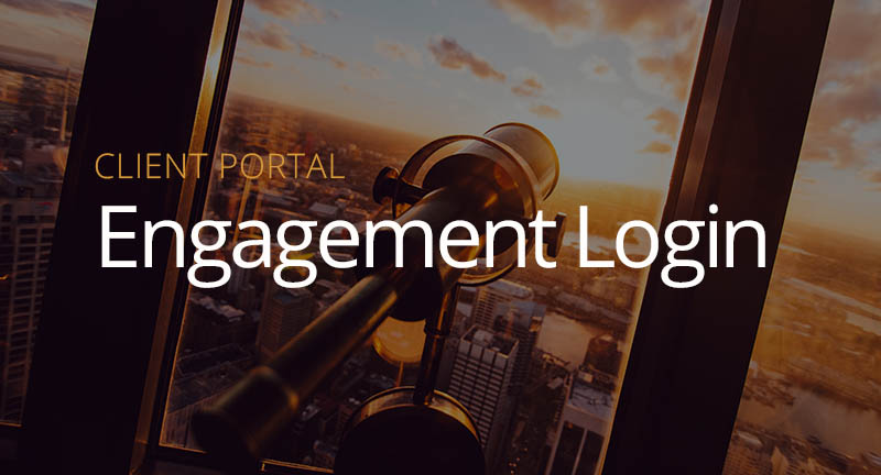 engagment login