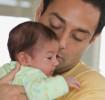 the dad-baby bond