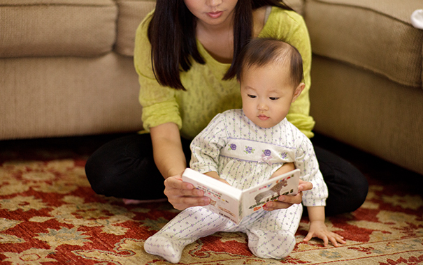 5 ways you can help your child be a reader before birth
