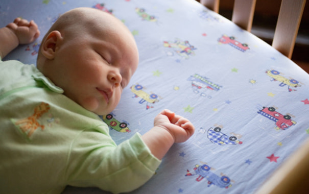 the ultimate baby sleep solution- a bedtime routine