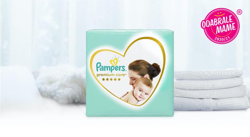 Pelene Pampers Premium Care