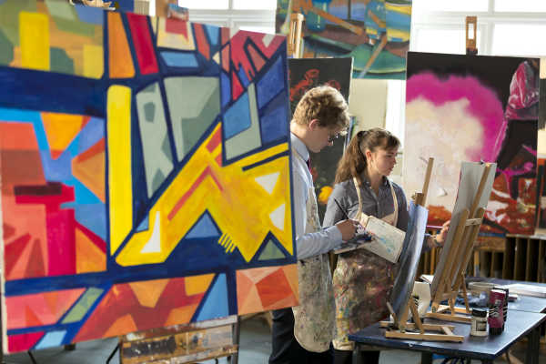 wycliffe-college- kunst