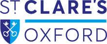 St Clare's College Oxford Logo